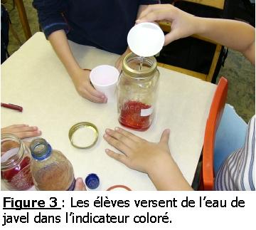 Affiche article scientic for Vinaigre eau de javel